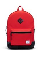 Herschel Supply Co. Herschel Supply, Heritage Backpack | Youth XL, Fiery Red/Night Camo, 22L
