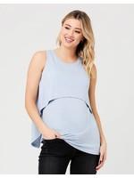 Ripe Maternity RIpe Maternity, Sky Summer Swing Back Nursing Tank