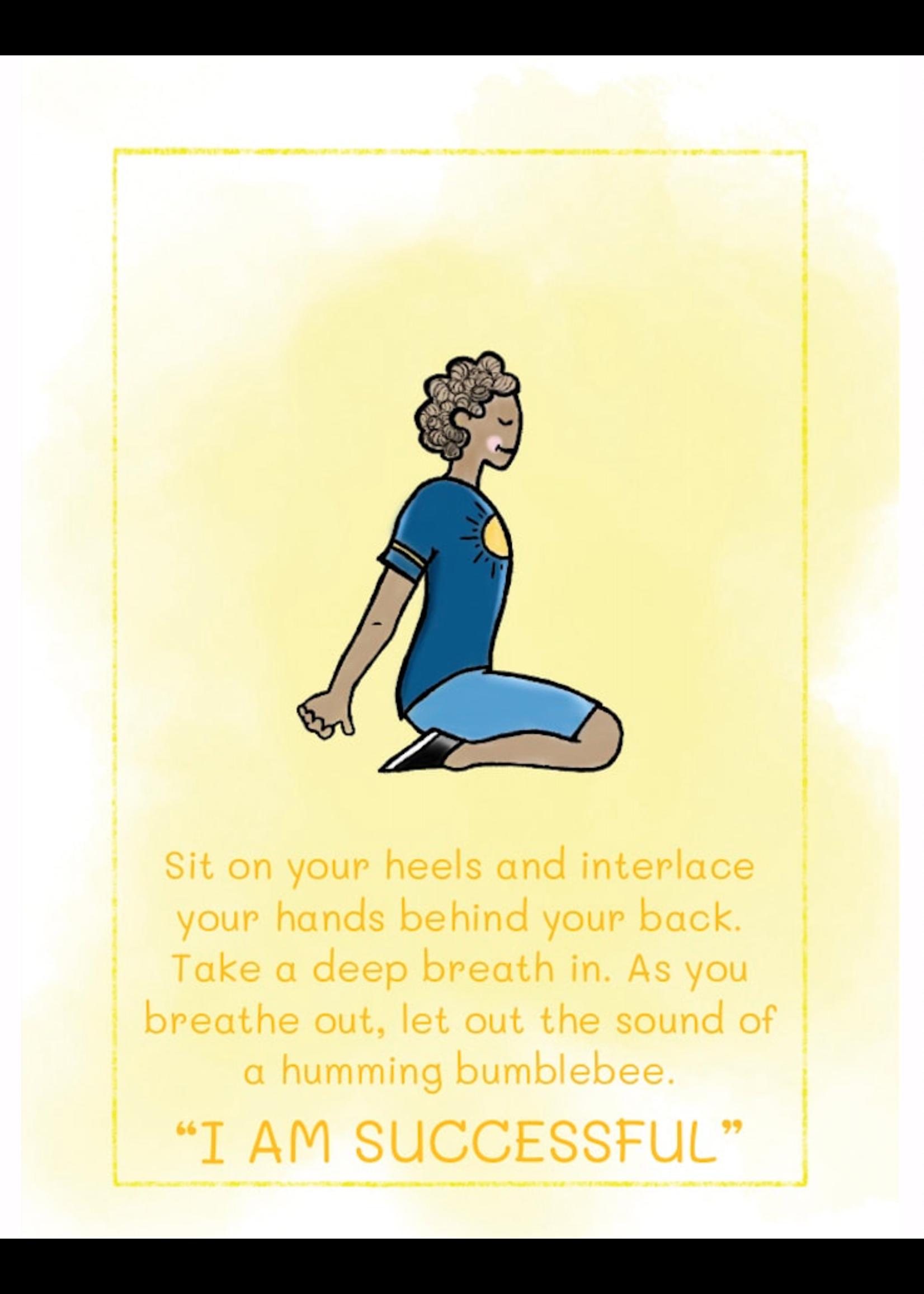 littlewondersyoga Little Wonders Yoga, 3 Sisters Yoga Cards For Kids