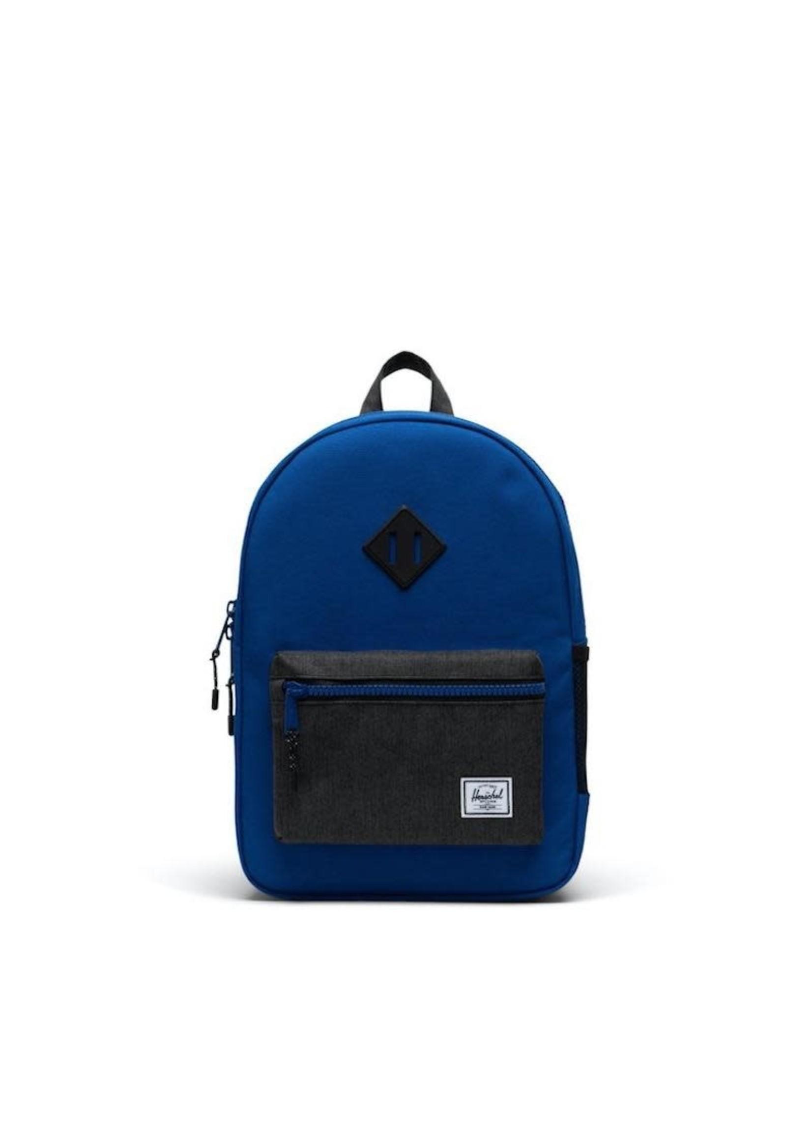 Herschel Supply Co. Herschel Supply, Heritage Backpack | Youth, Surf The Web/Black Crosshatch, 16L