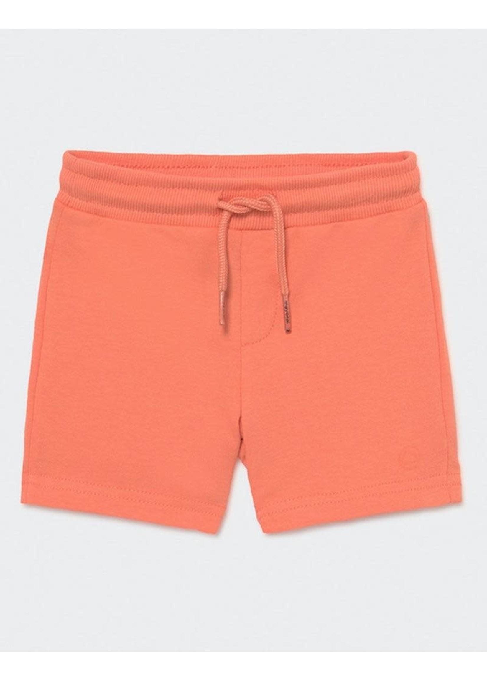 Mayoral Mayoral, Mango Basic Plush Baby Shorts