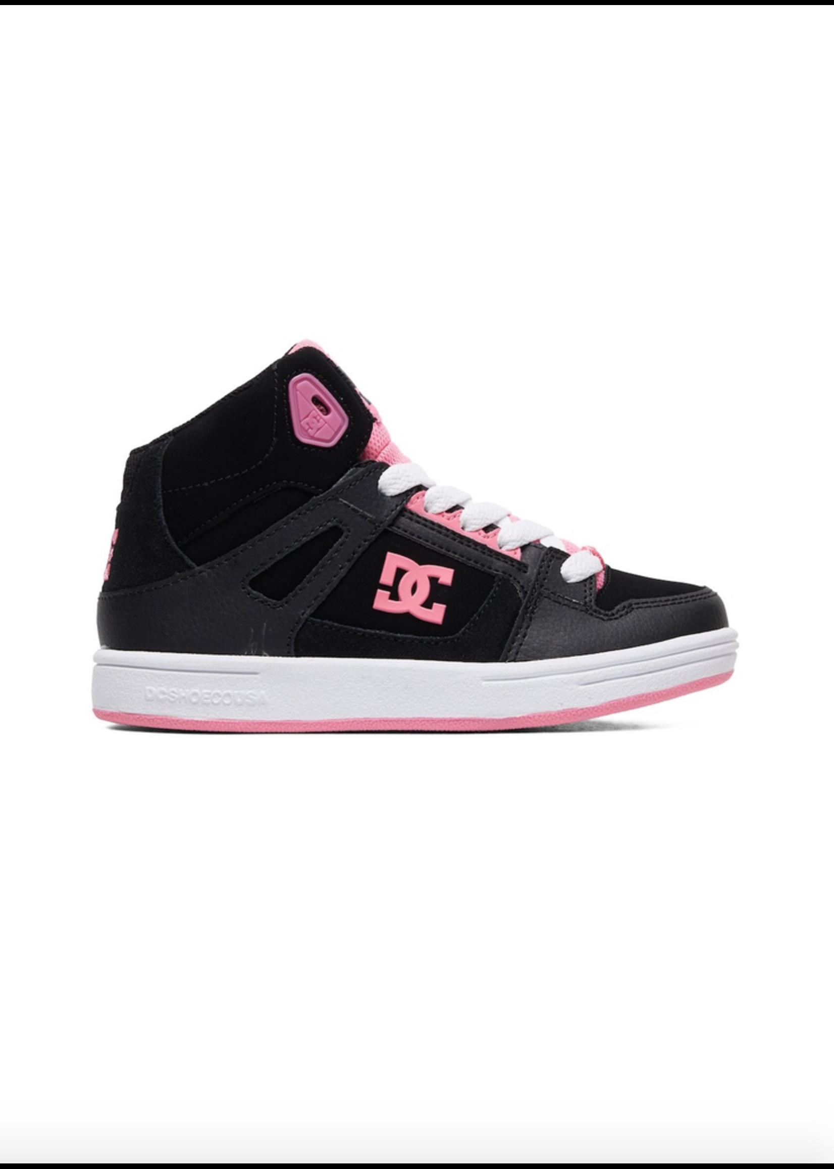 DC Shoes DC Shoes, Kid's Pure Hi - High-Top Shoes