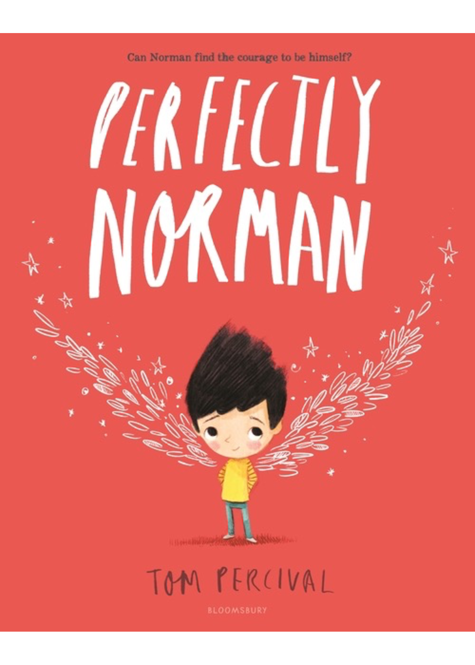 Raincoast Books Perfectly Norman by Tom Percival