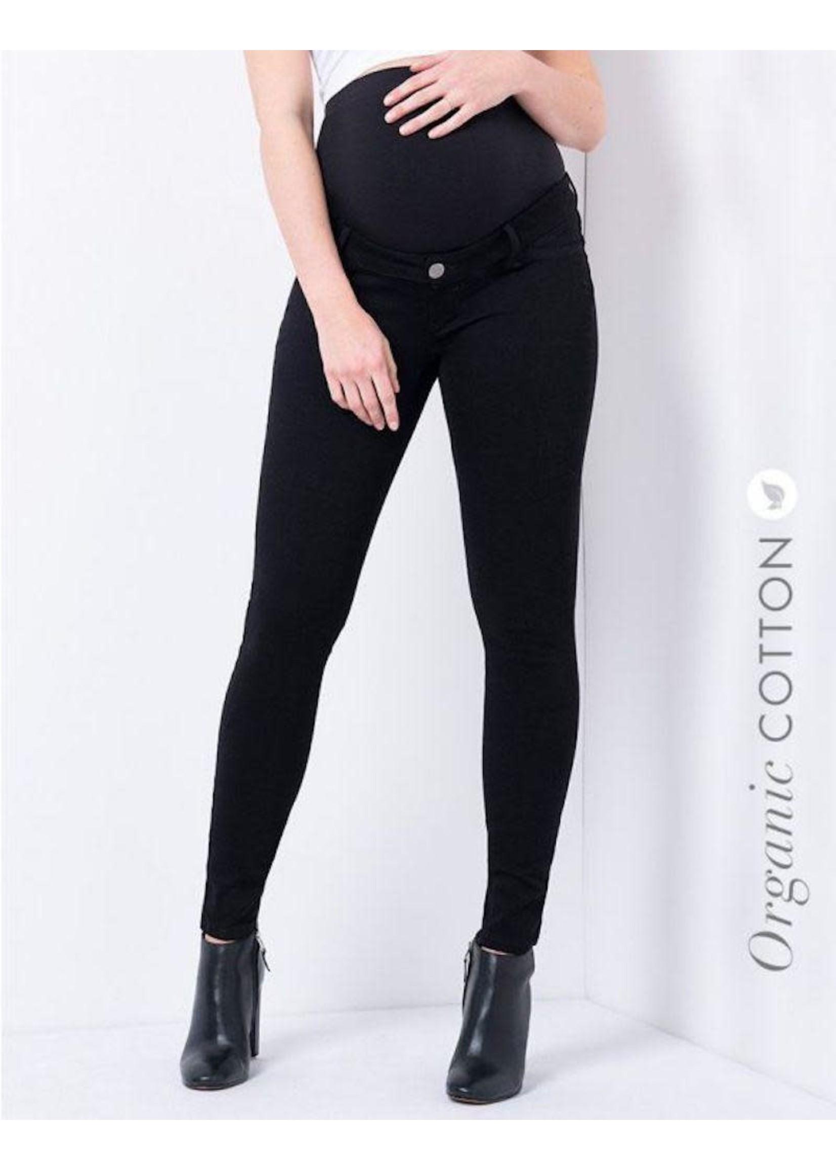 Seraphine Seraphine, Freddie, Organic Cotton Over Bump Maternity Jeans
