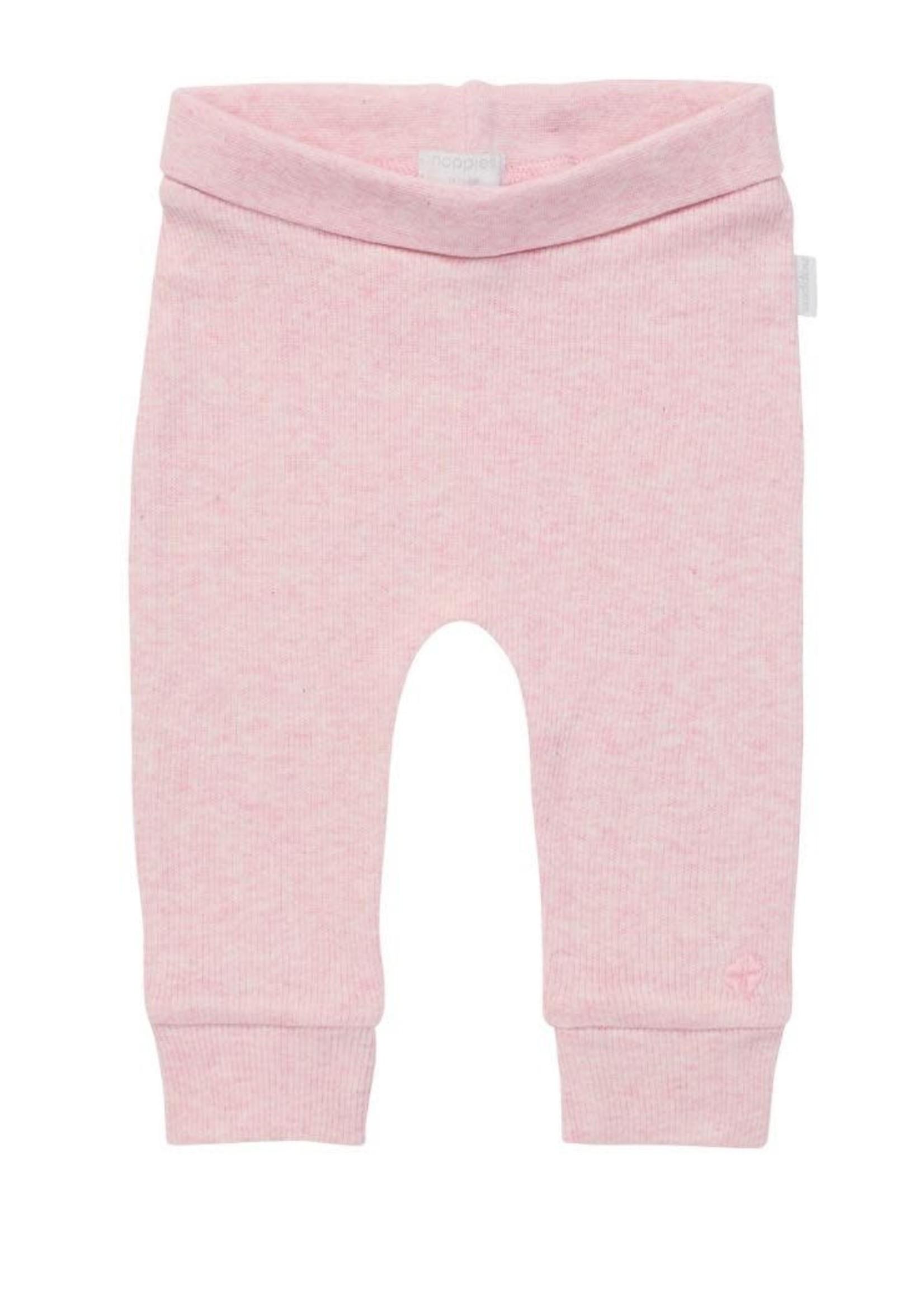 Noppies Kids Noppies Kids, Naura Ribbed Pants in Light Rose