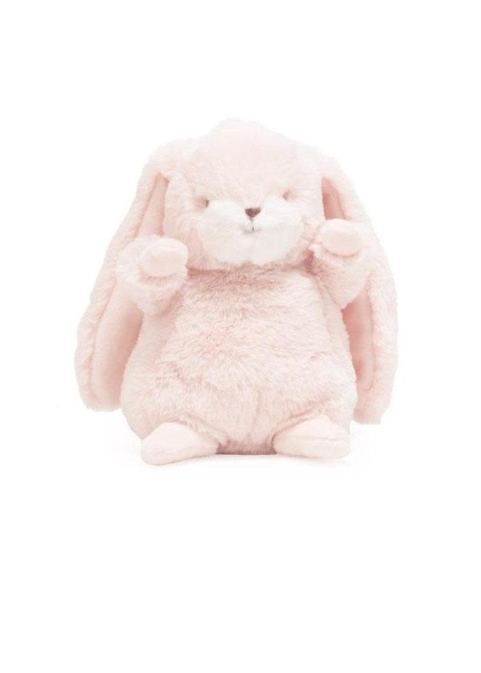 """Bunnies by the Bay Bunnies by the Bay, Tiny Nibble 8"""" Bunny in Pink"""