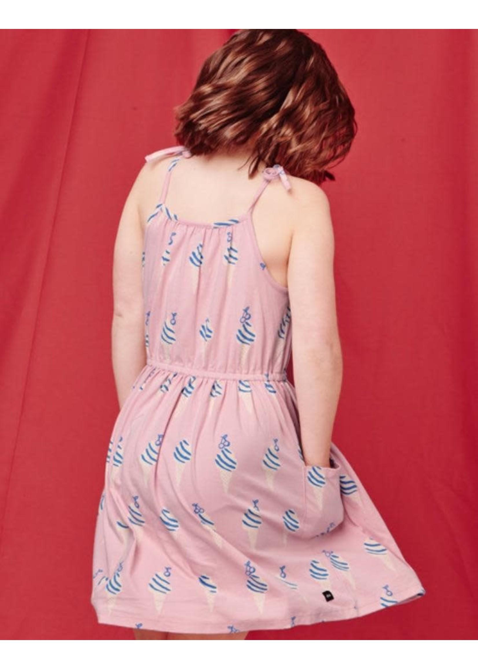 Tea Collection Tea Collection, Gelado Tie Shoulder Dress