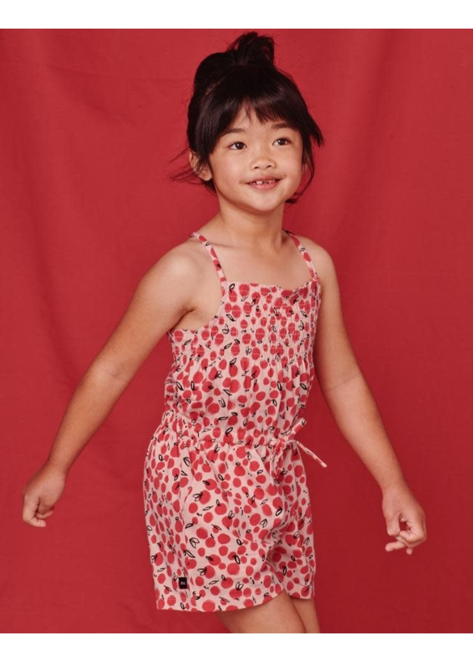 Tea Collection Tea Collection, Oasis Fruit Smocked Romper
