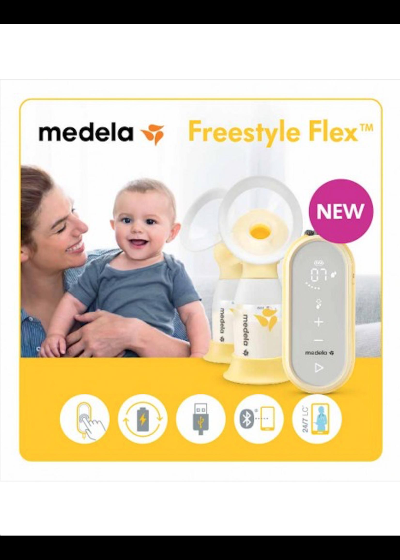 Medela Medela, Freestyle Flex™ 2-Phase Double Electric Breast Pump