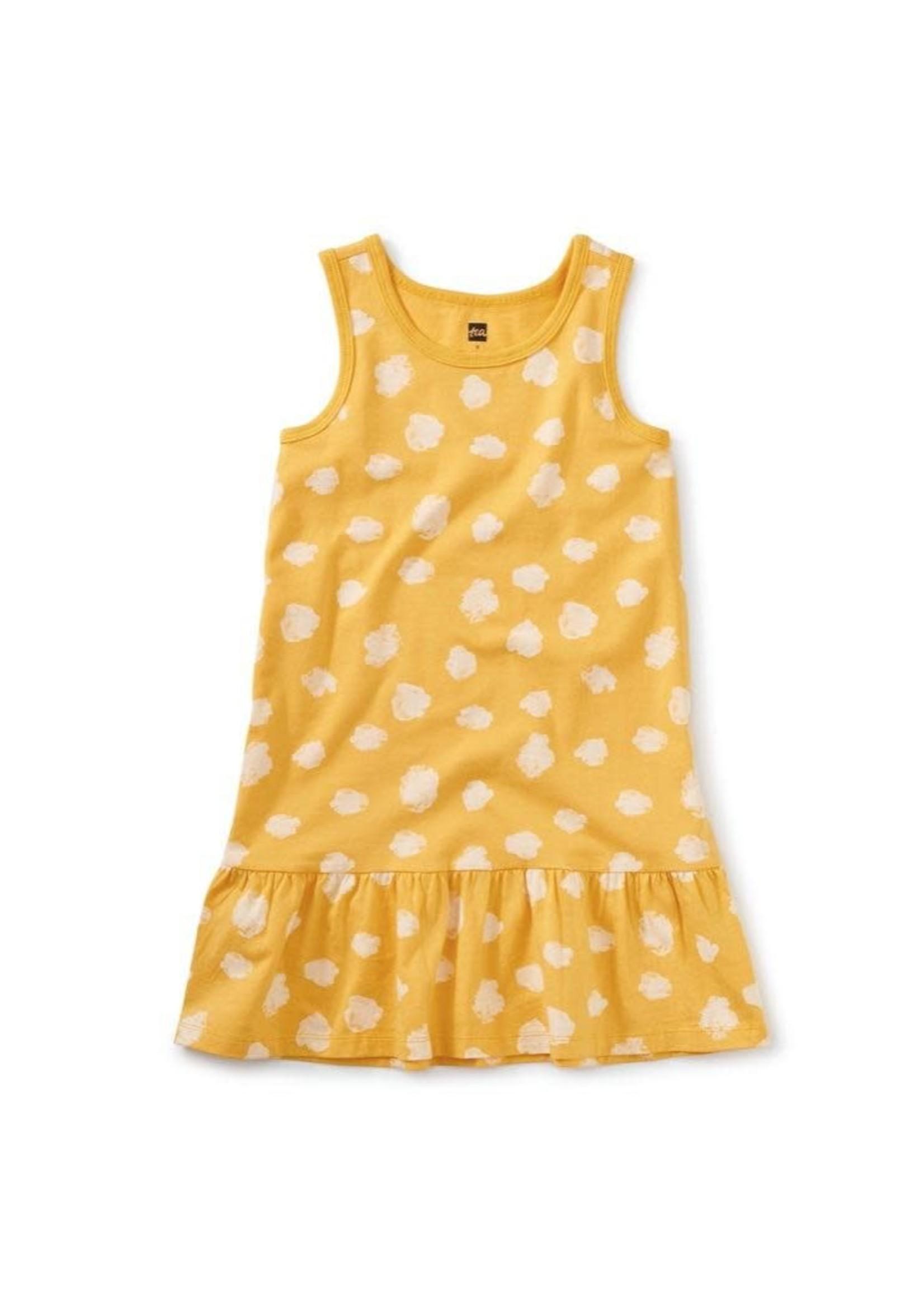 Tea Collection Polka Dot Print Tank Dress