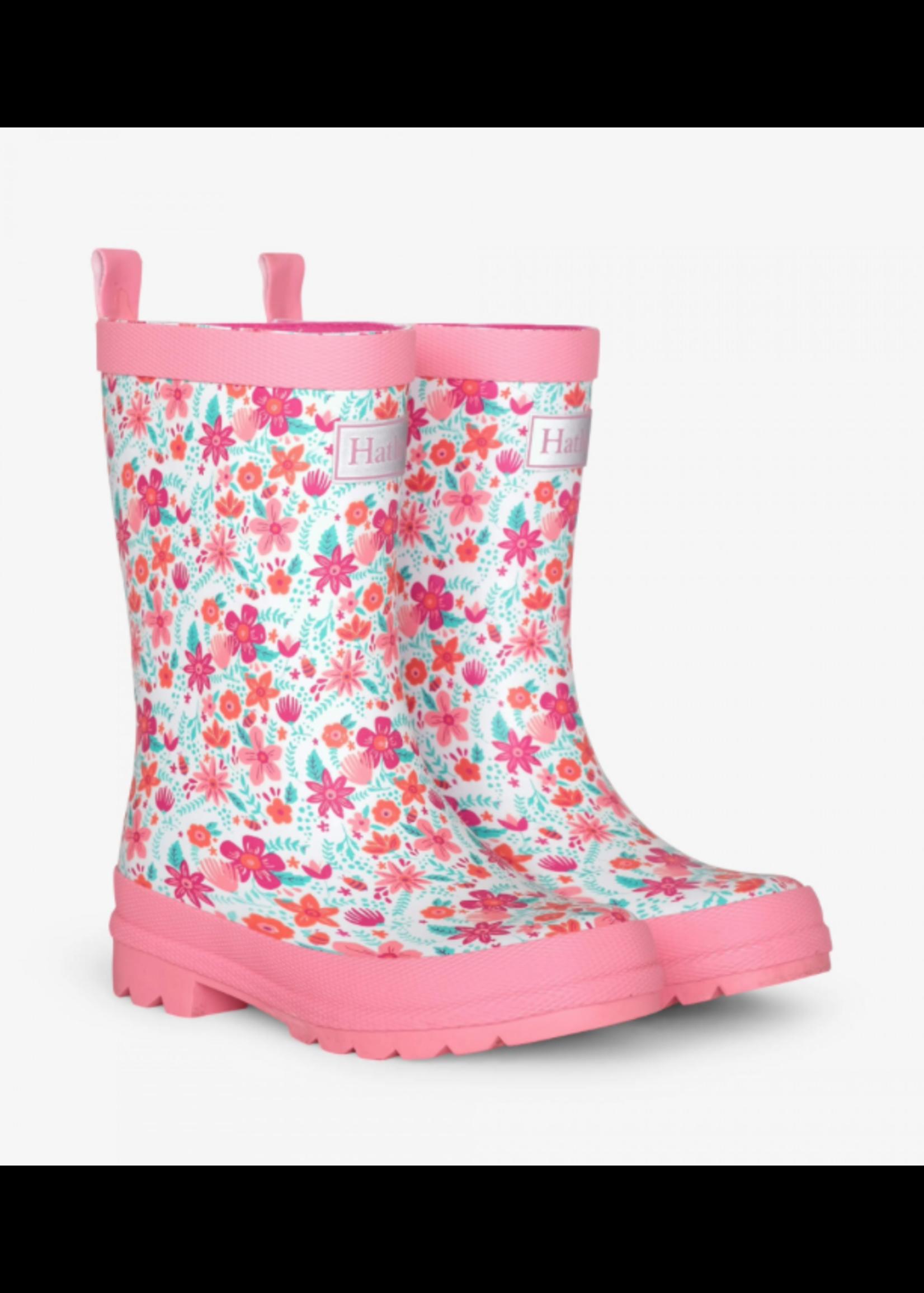 Hatley Hatley, Summer Garden Matte Rain Boots