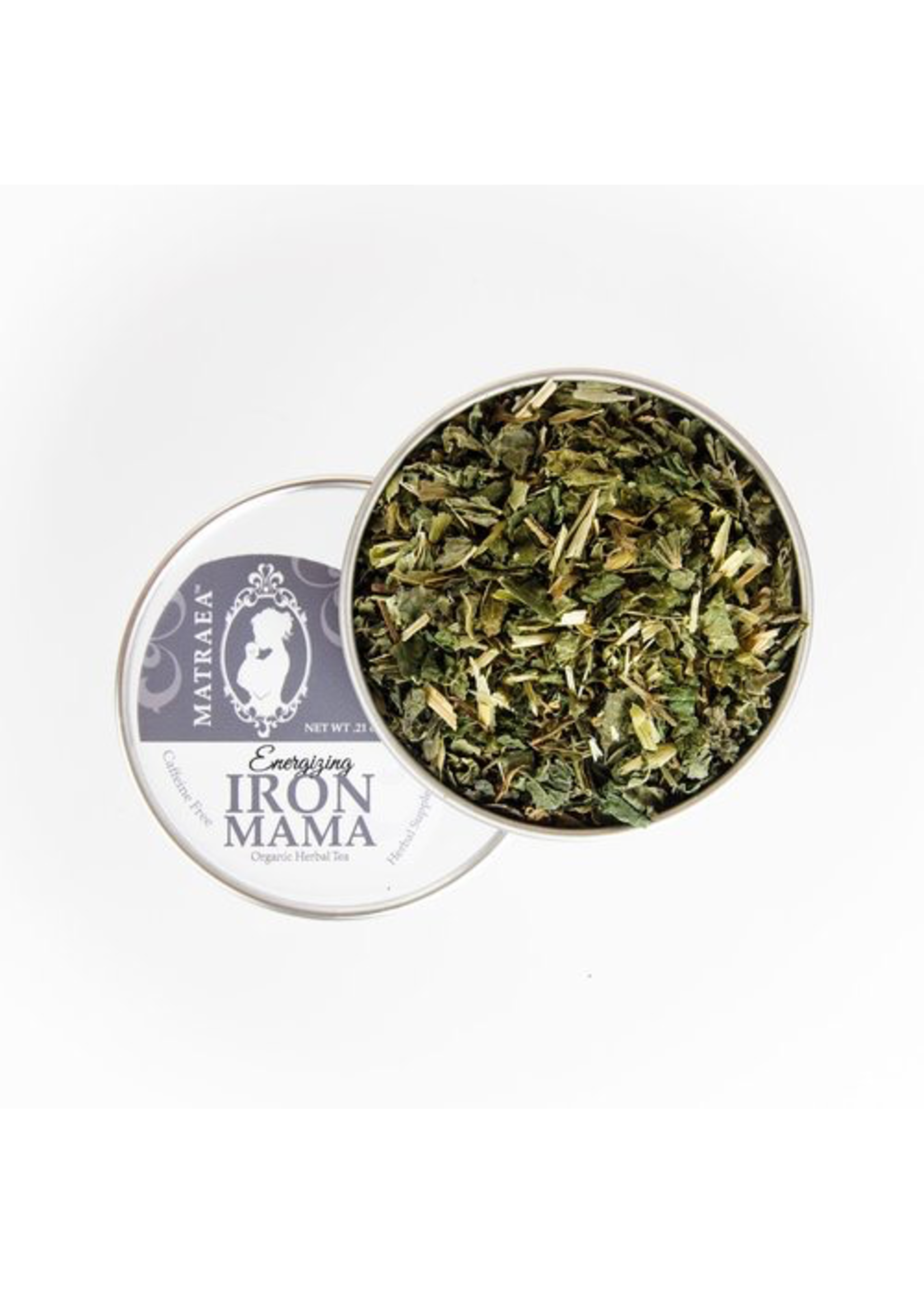 Matraea Matraea, Energizing Iron Mama Tea, 35g