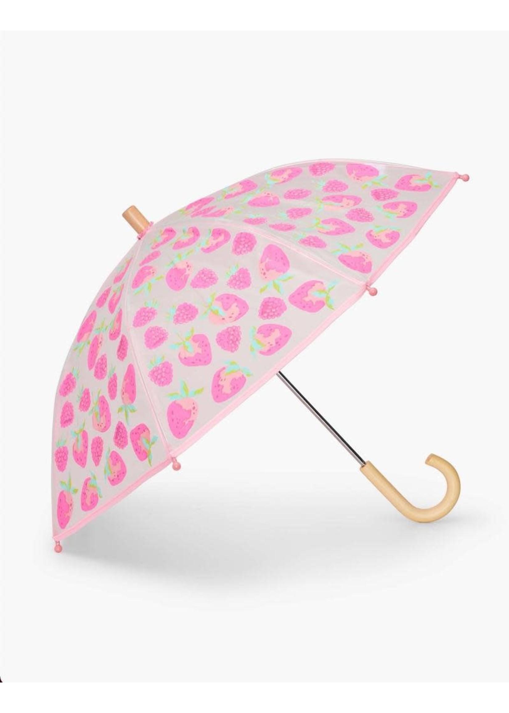 Hatley Hatley, Delicious Berries Clear Umbrella