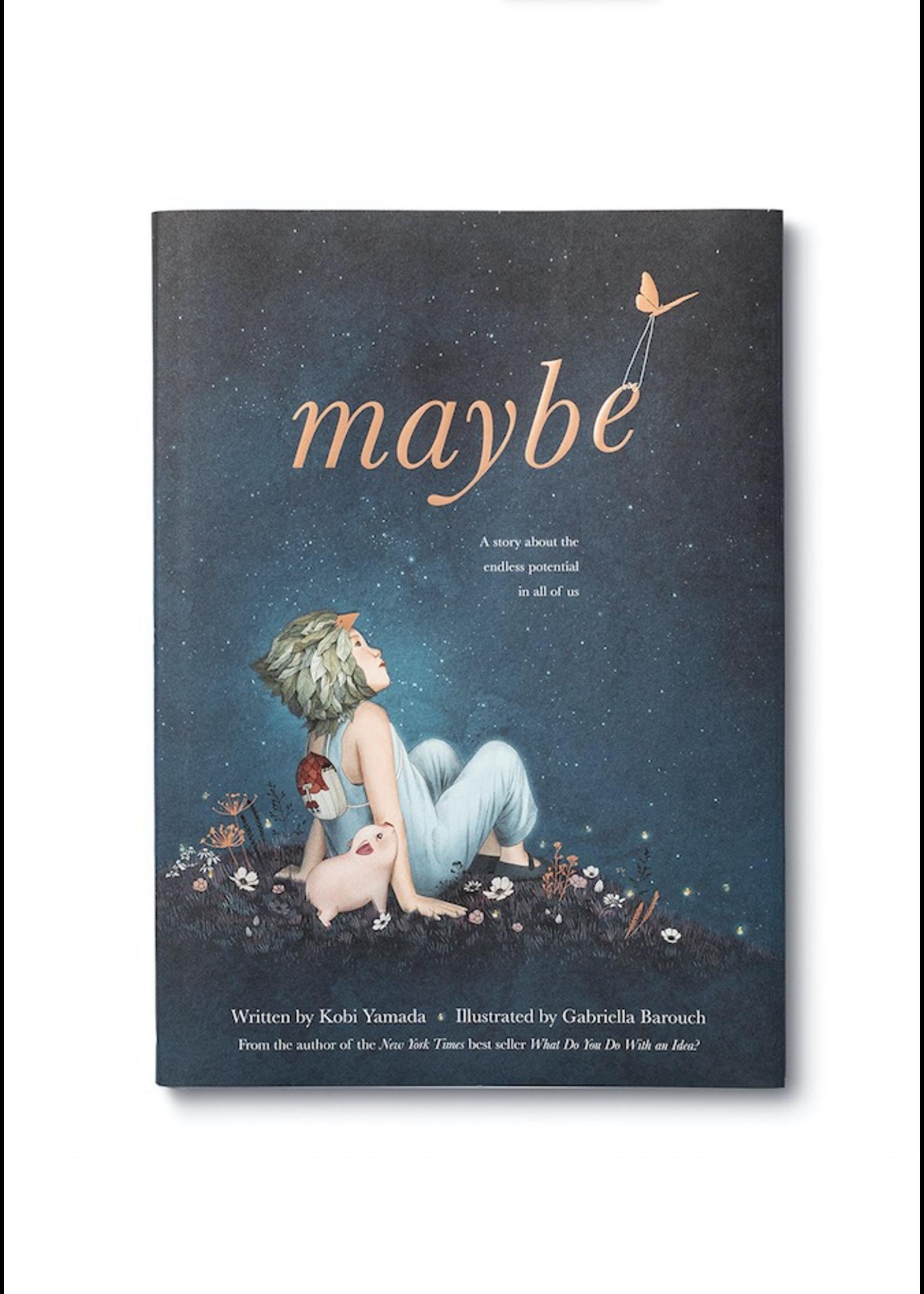 Compendium Maybe, Written by Kobi Yamada