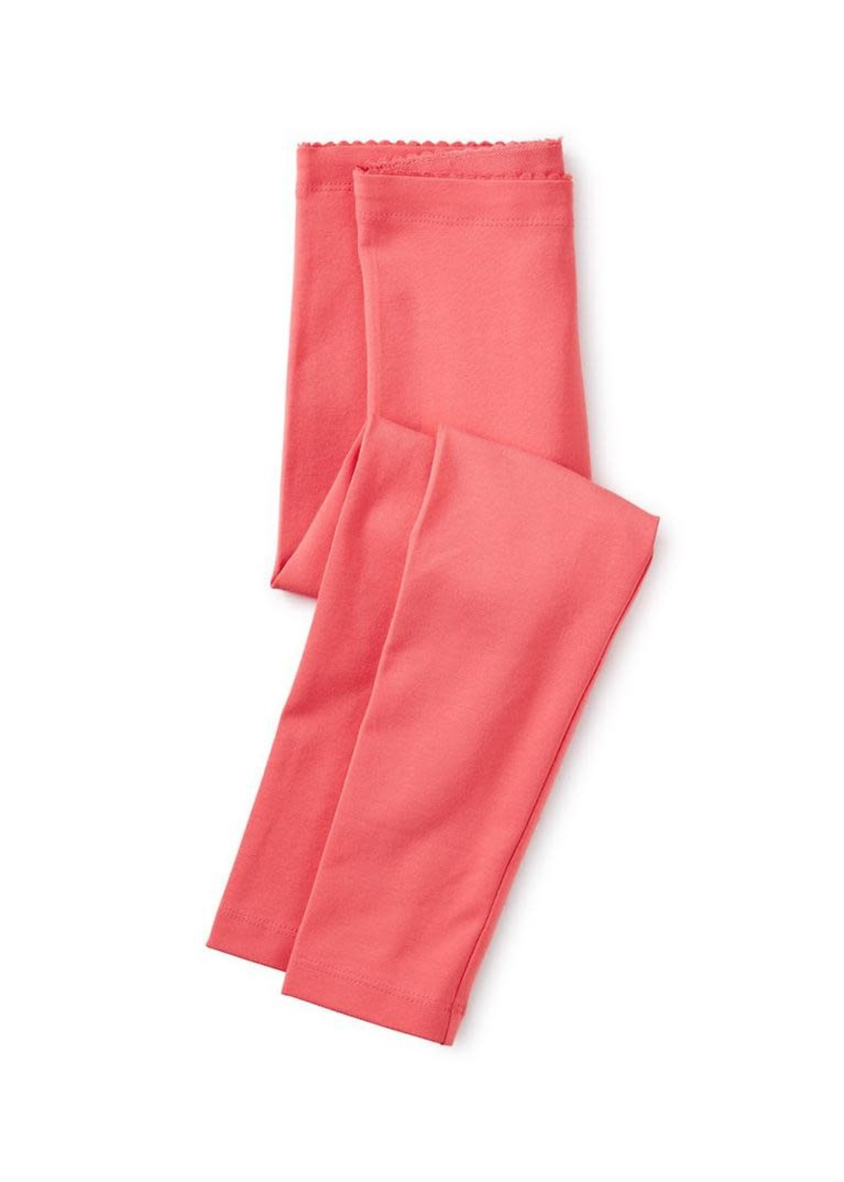 Tea Collection Tea Collection, Flat Neon Rosa Solid Leggings