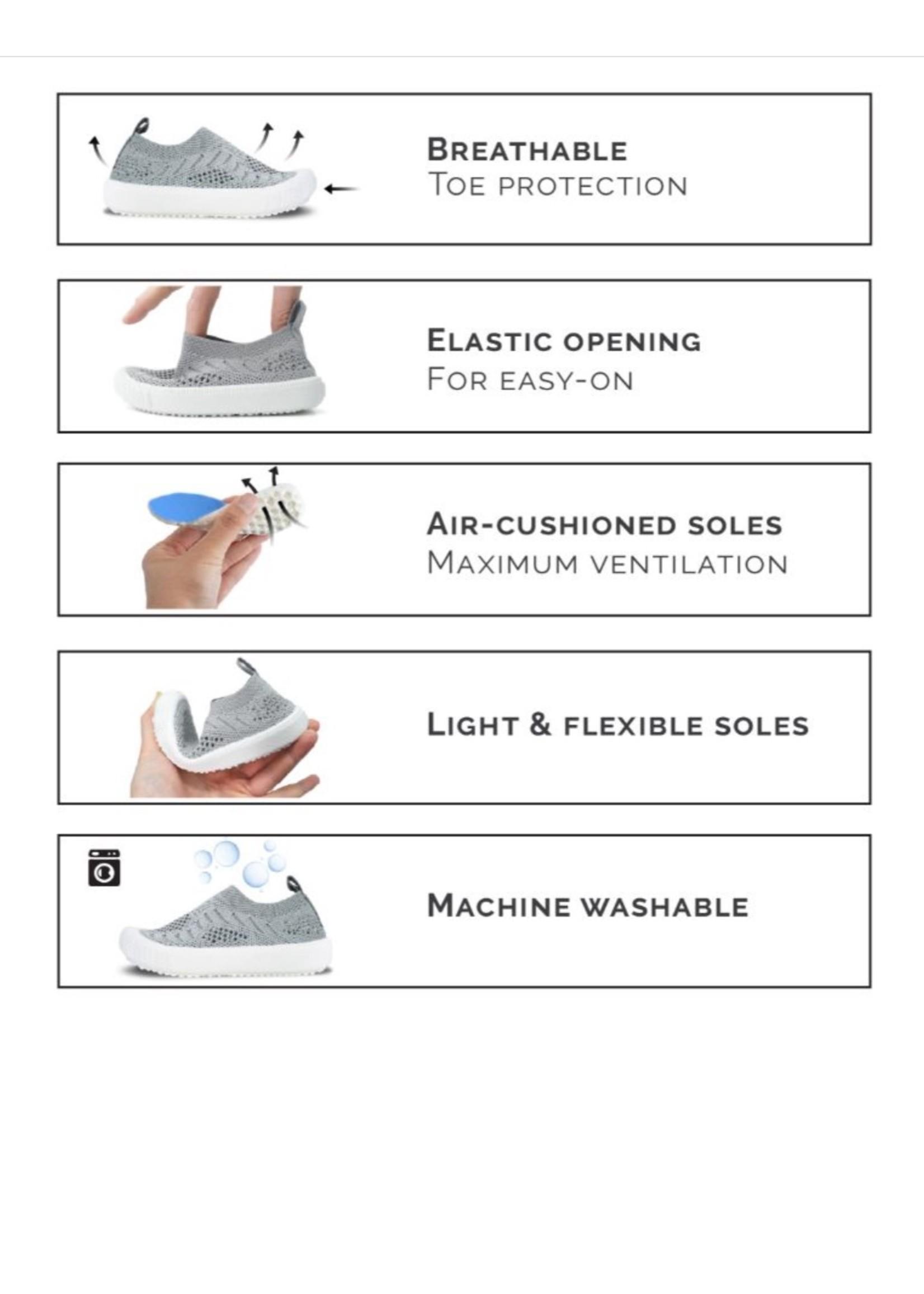 Jan & Jul Jan & Jul, Xplorer Knit Shoe