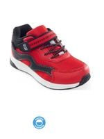 Striderite made2play® Albee Shoe in Red/Black