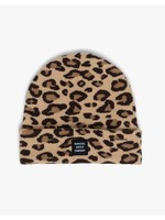 Herschel Supply Co. Abbott Beanie   in Leopard Print