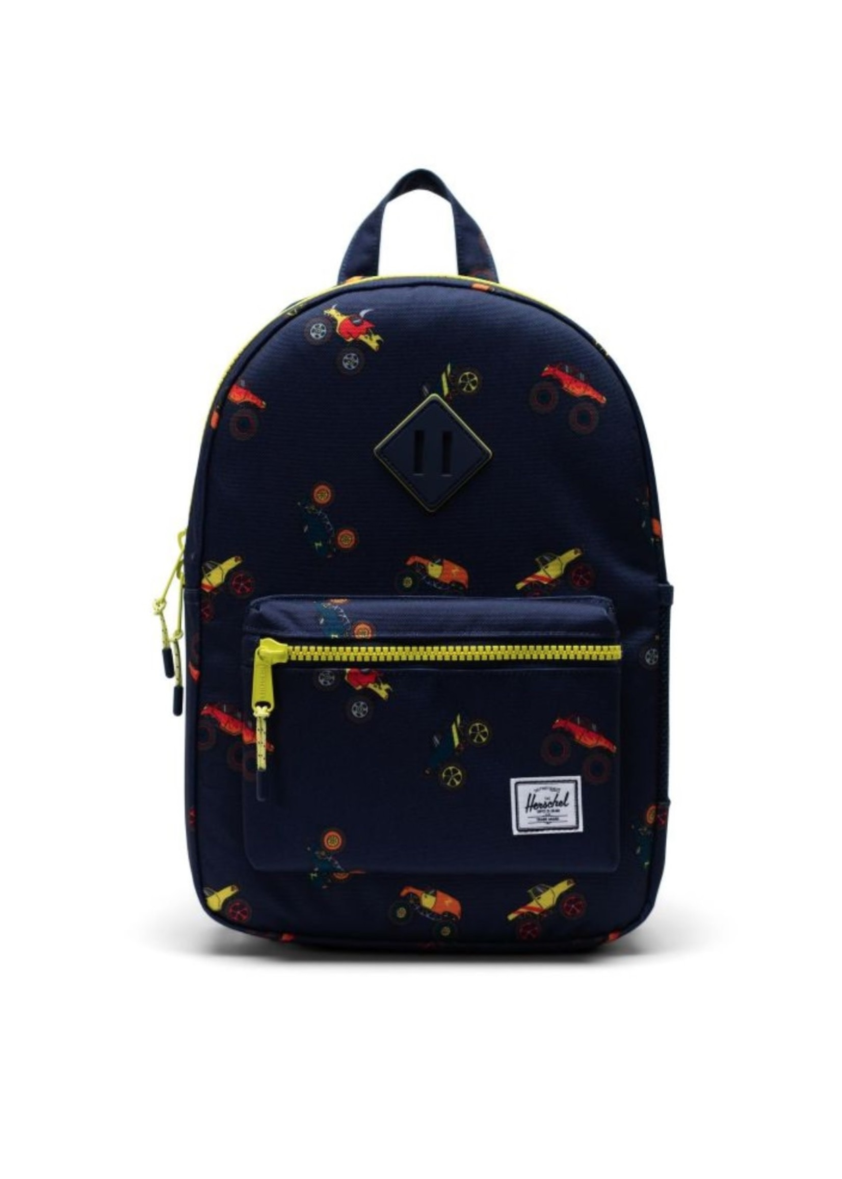 Herschel Supply Co. Heritage Backpack | Youth, Peacoat Monster Truck, 16L