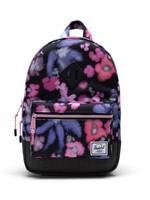 Herschel Supply Co. Heritage Backpack | Kids, Blurry Floral/Black Crosshatch, 9L