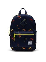 Herschel Supply Co. Heritage Backpack | Youth XL,  Peacoat Monster Truck, 22L