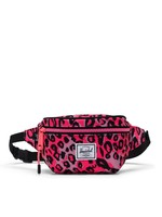 Herschel Supply Co. Twelve Hip Pack | Kids,  Cheetah Camo Neon Pink/Black, 1L