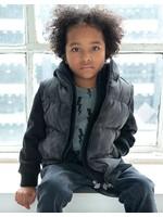 Appaman Appaman, Turnstile Jacket in Digital Black Refective