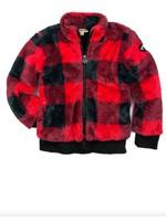 Appaman Appaman, Buffalo Plaid Woodland Jacket