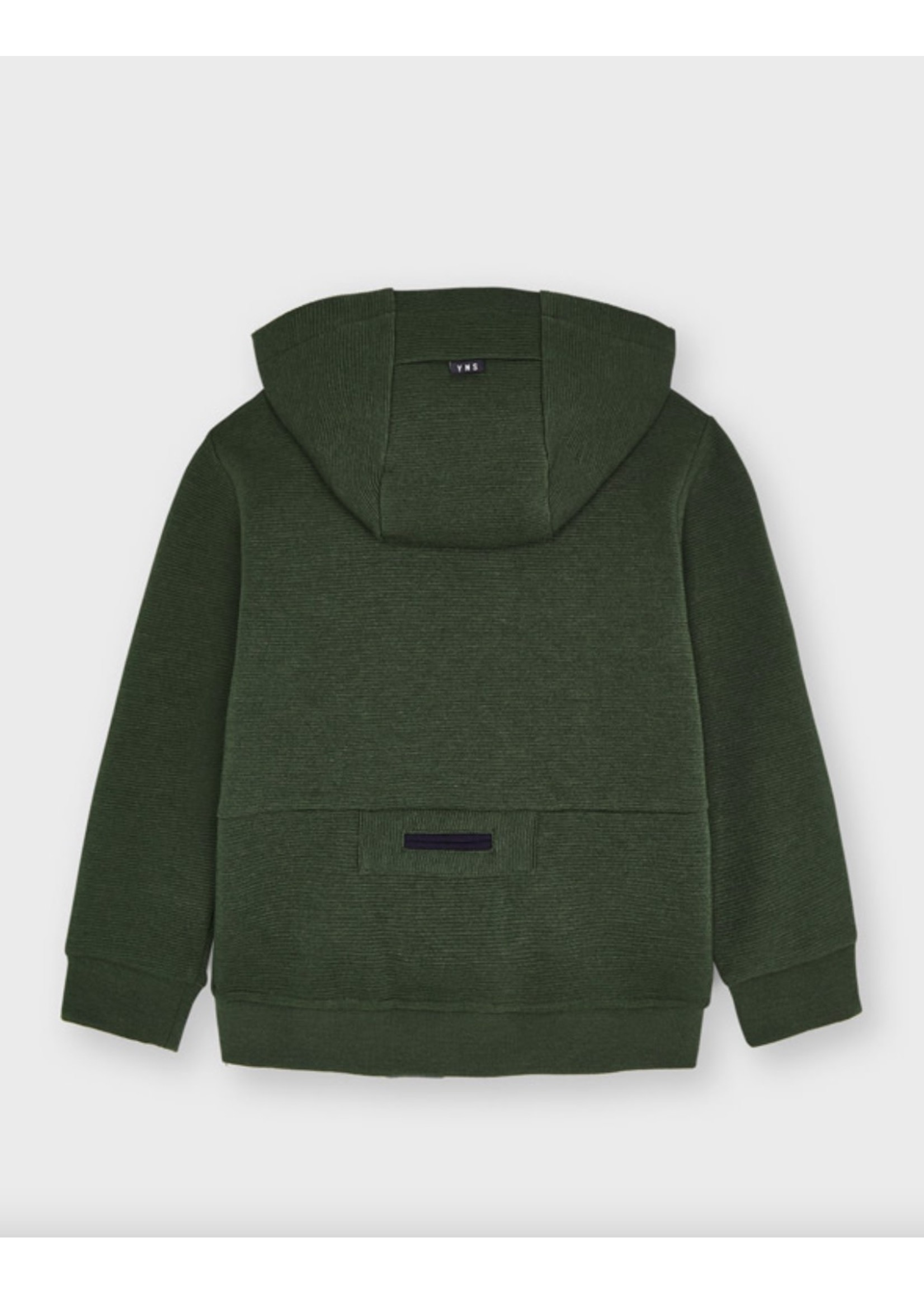 Mayoral Mayoral, Ottoman Hoodie in Dill