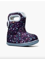 Bogs Bogs, Baby Bogs Purple Little Textures Waterproof Boots
