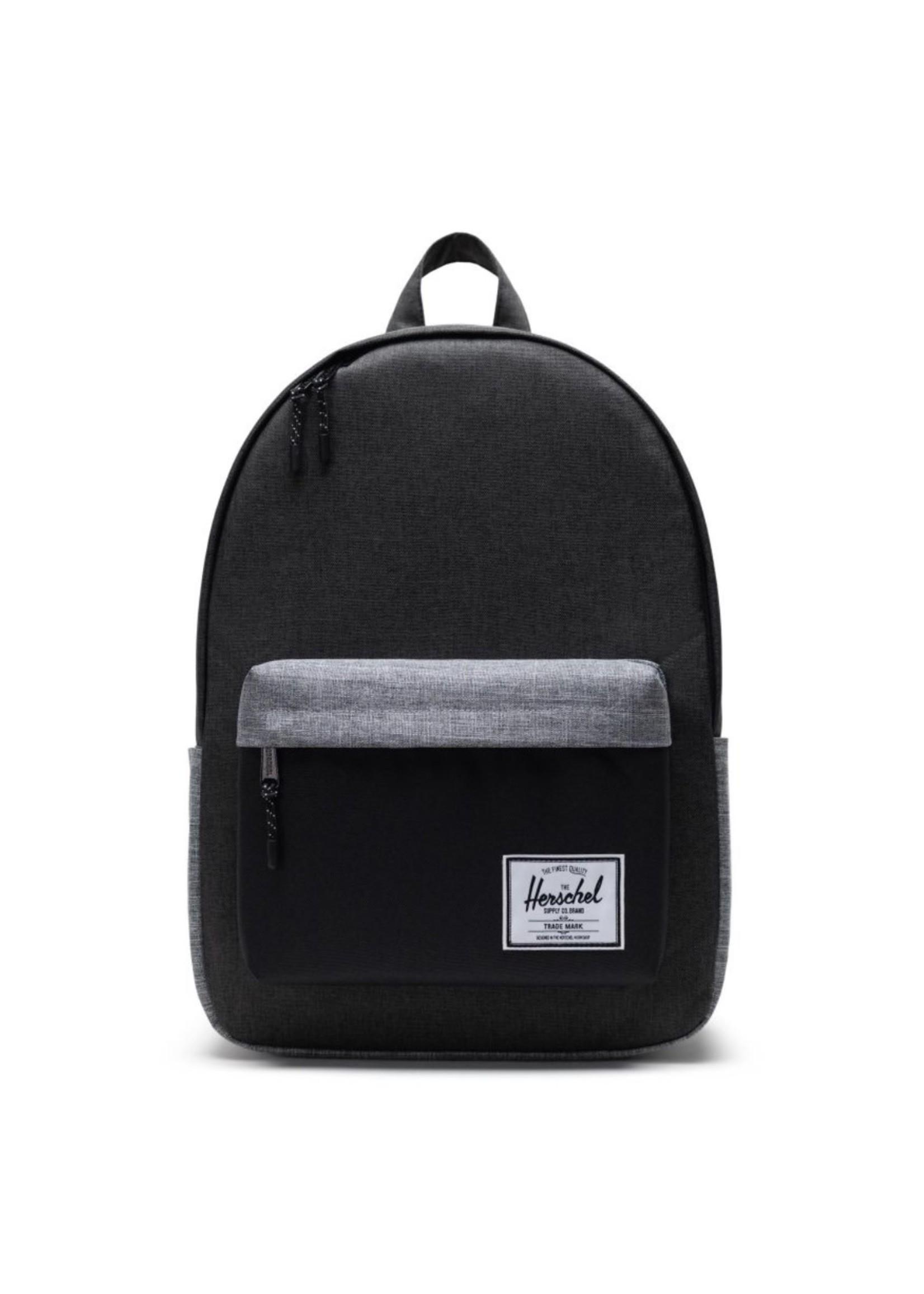 Herschel Supply Co. Herschel Supply, Classic Backpack | XL in Black Crosshatch/Black/Raven Crosshatch, 30L