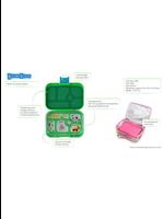 Yumbox Yumbox, Original 6 Compartment Bento Lunchbox