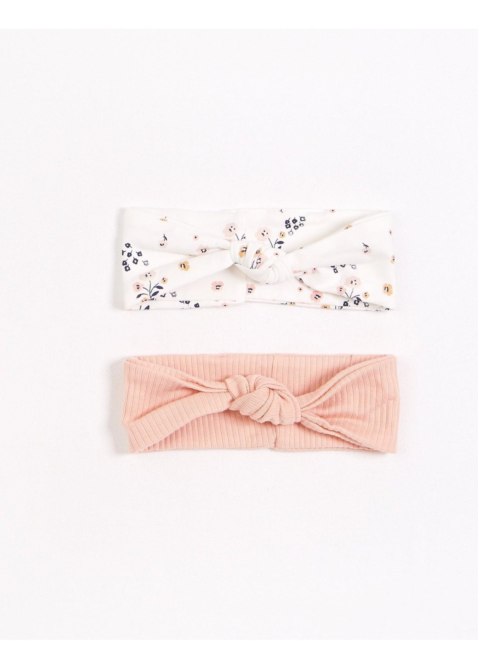 Petit Lem Petit Lem, Farmyard Florals Headbands (2 pcs.)