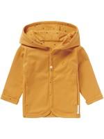 Noppies Kids Noppies Kids, Bonny Reversible Cardigan In Honey Yellow