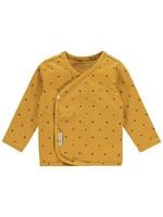 Noppies Kids Noppies Kids, Taylor Long Sleeve Top in Honey Yellow