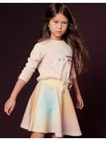 Tea Collection Tea Collection, Rainbow Gradient Drawstring Twirl Skirt