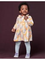Tea Collection Tea Collection, Over the Rainbow Baby Empire Collar Dress