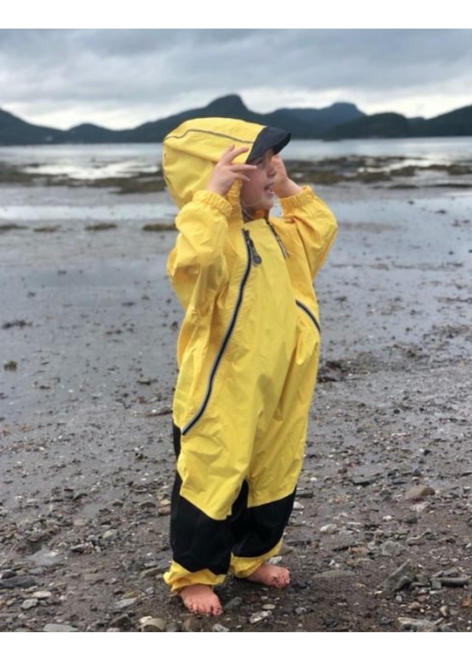 Calikids Calikids, 2 Zipper Mid Season Rain Suit (Toddler)