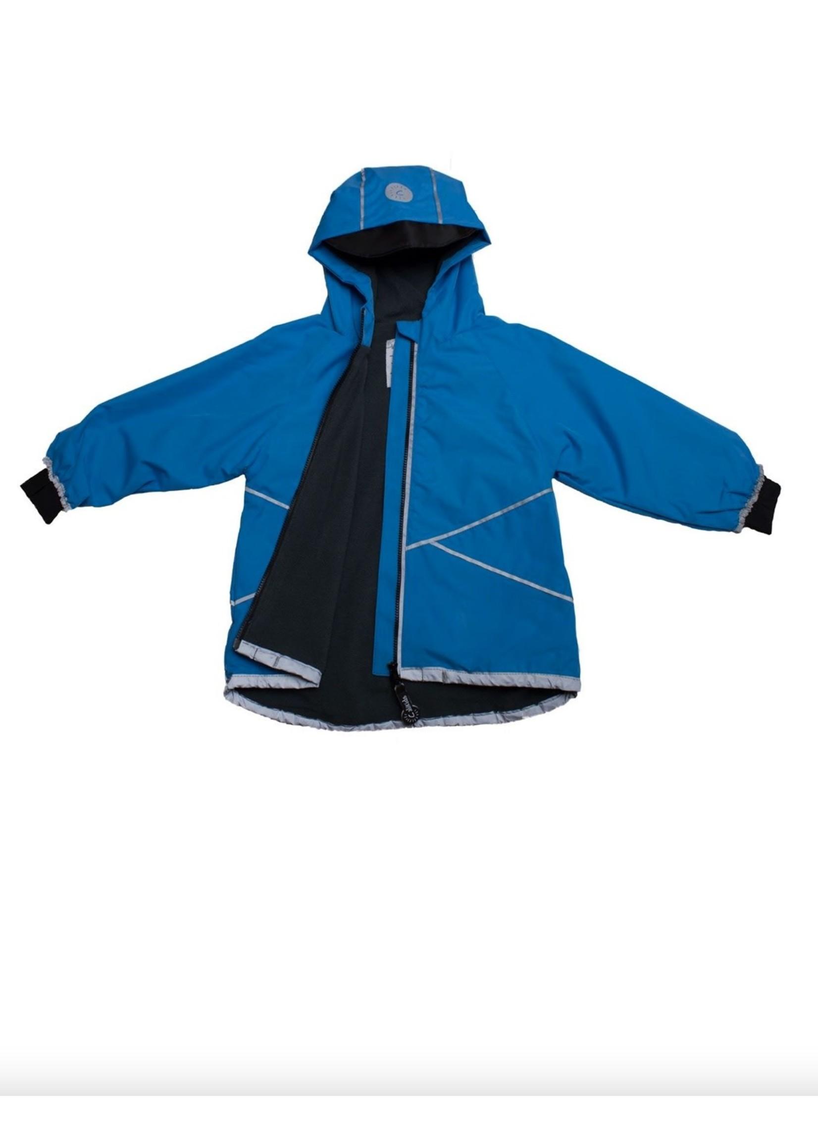 Calikids Calikids, Mid Season Waterproof Lined Baby Jacket