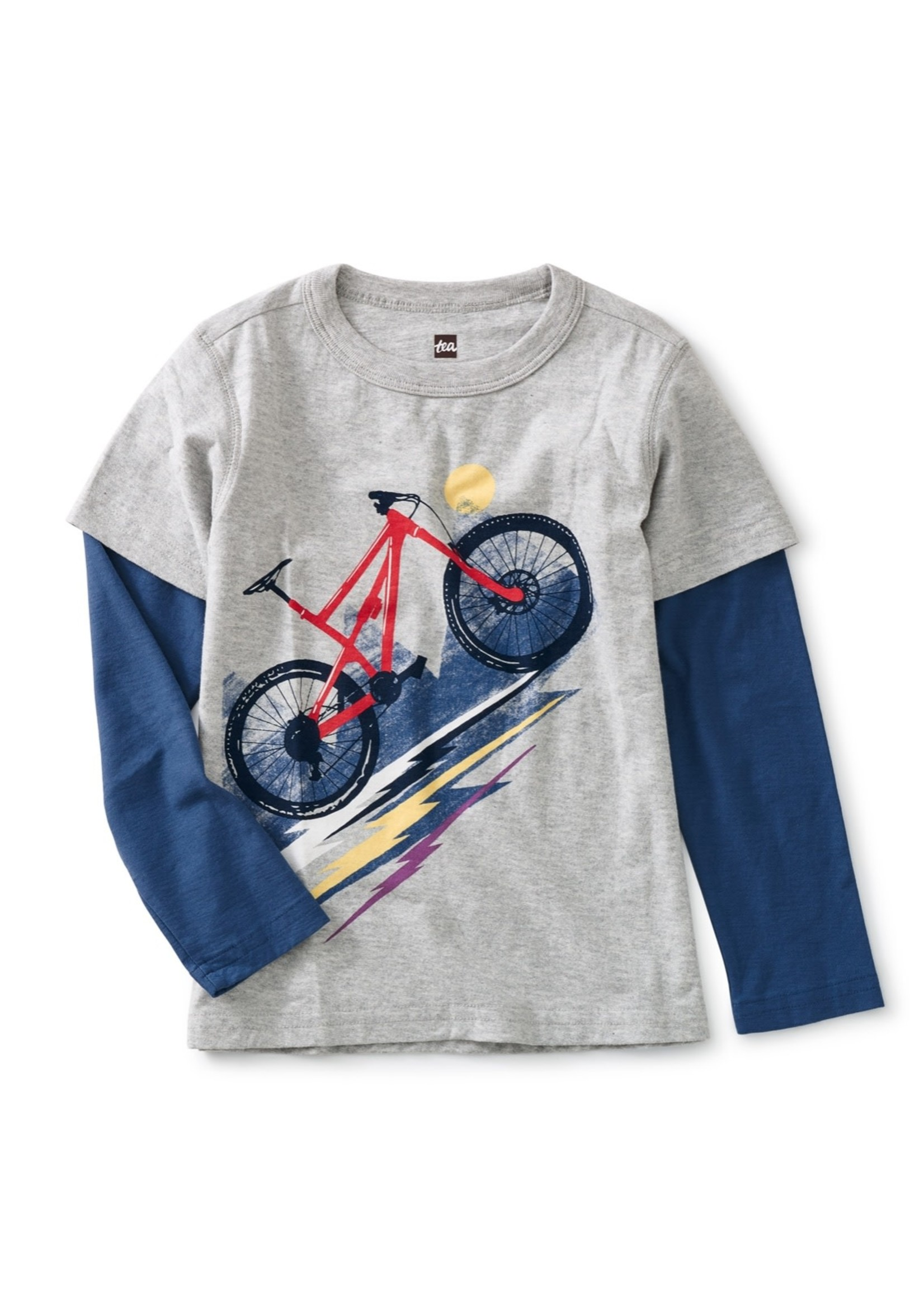 Tea Collection Tea Collection, Heavy Pedal Graphic Tee