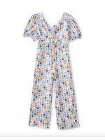 Tea Collection Tea Collection, Ready Steady Buds & Blooms Jumpsuit
