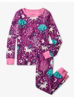 Hatley Hatley, Enchanted Forest Organic Cotton Pajama Set