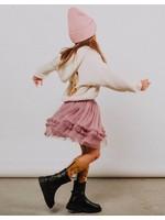 Souris Mini Souris Mini, Purple Tulle Skirt