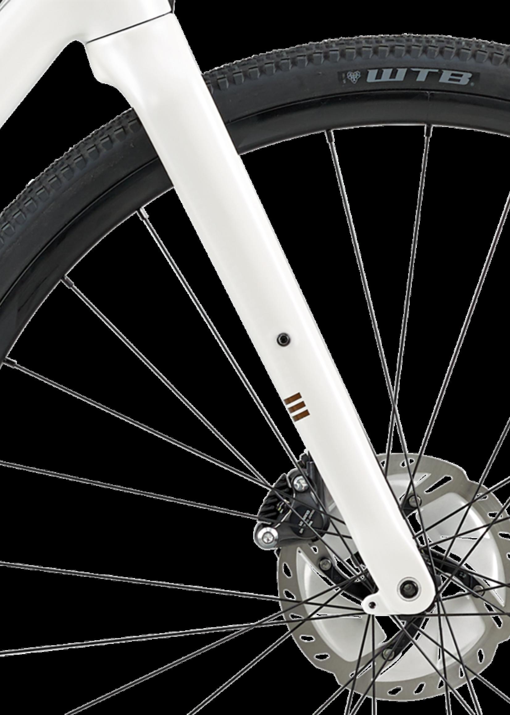 Diamondback Haanjo 8c - White - 50cm