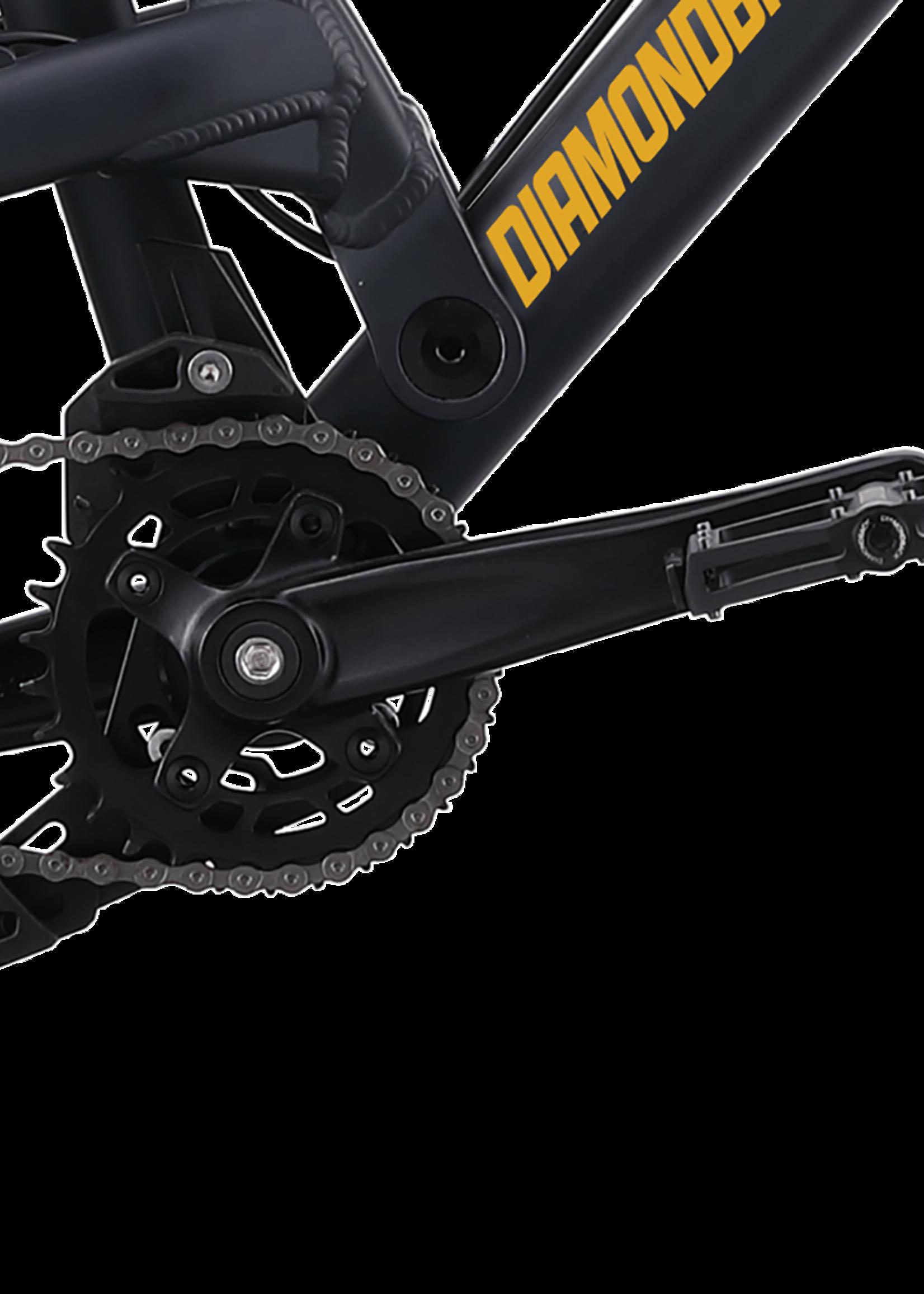 "Diamondback Atroz 2 - Black - MD/18"""