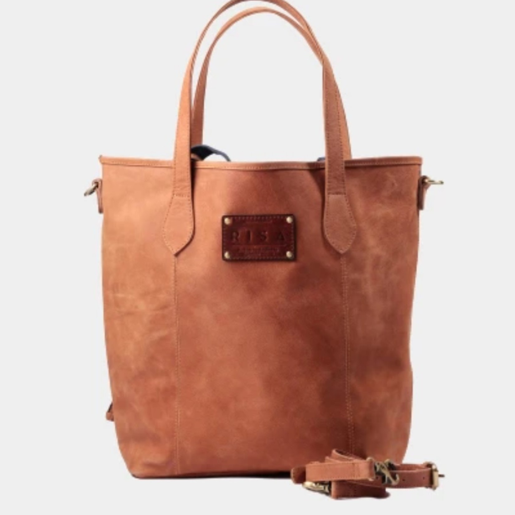 Marie Bag - Brown Leather