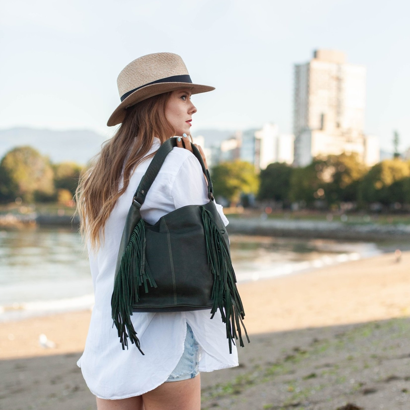 Chloe Bag - Green