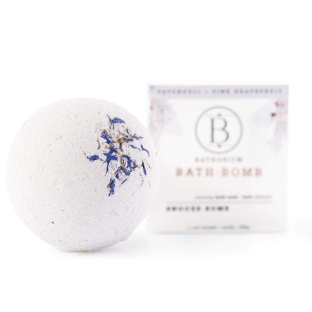 Bath Bomb Snooze