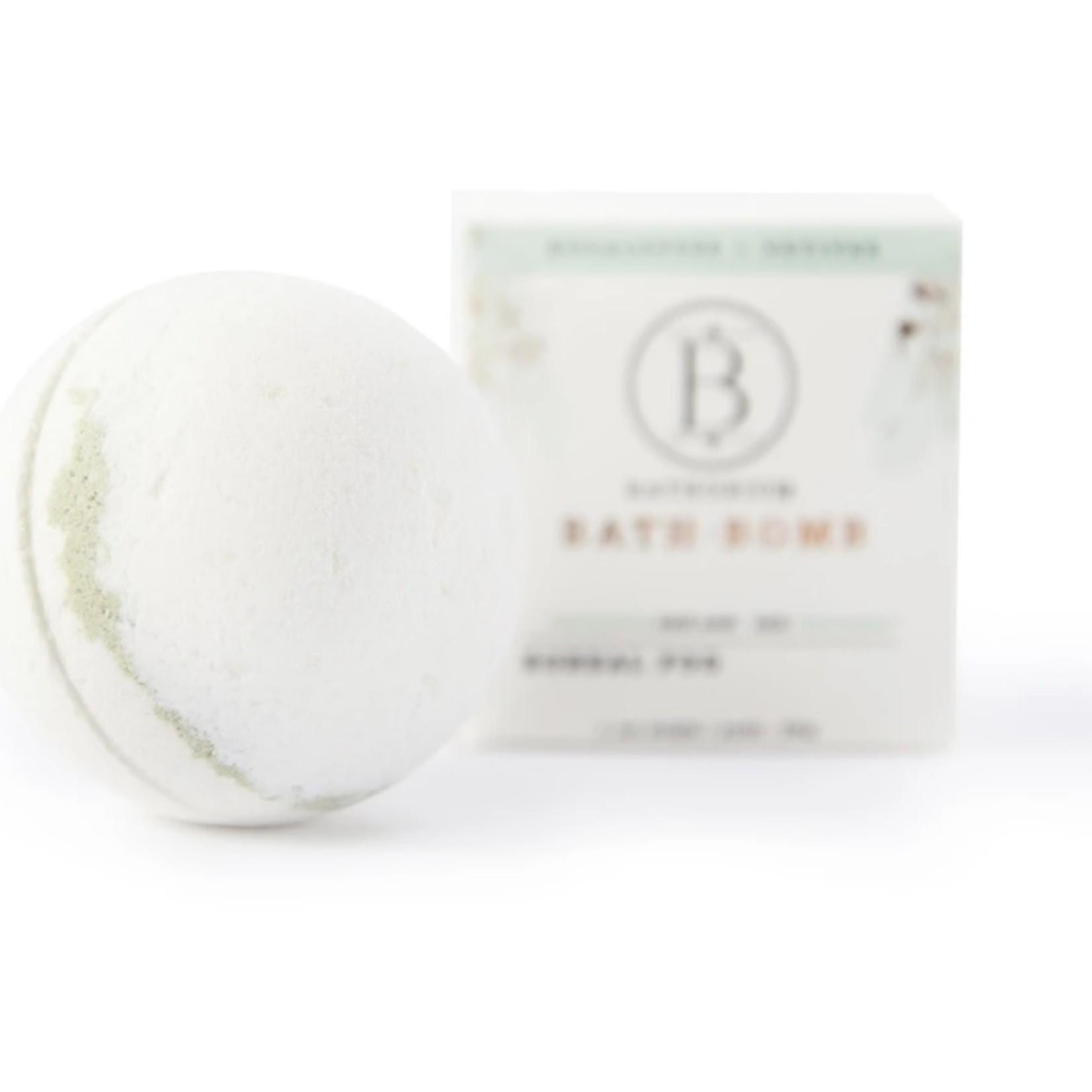 Bath Bomb Boreal Fog