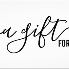 Gift Card $30.00
